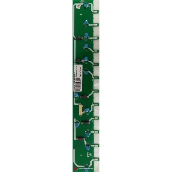 17BB03-1, 310809, T315VE8450-6U B6 V1, VESTEL, INVERTER BOARD