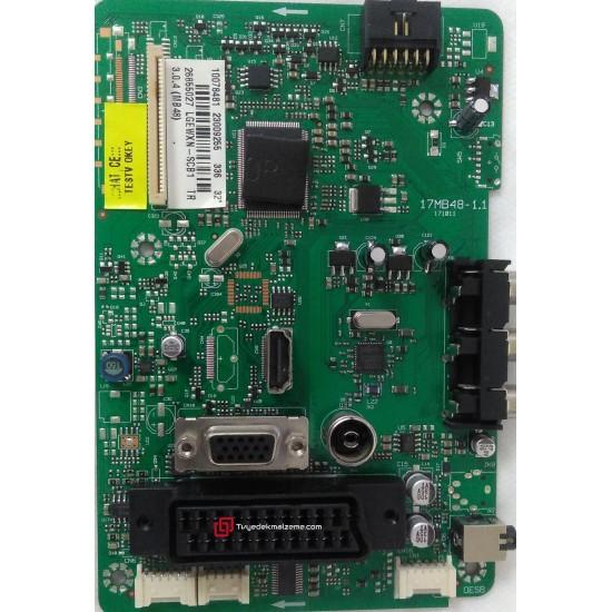17MB48-1.1, 23009255, LGEWXN-SCB1, ANAKART, MAİN BOARD