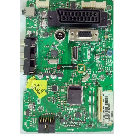 17MB48-1.1, 23079092, AUOW04 V3, 10076017, Vestel, 32VH3010, Anakart, Main Board