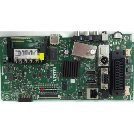 17MB96, 110814R2, 23263065, 10096566, REGAL, 49R6012F, Anakart, Main Board