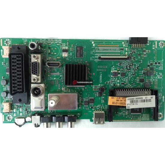 17MB82S, 23326533, 10099958, REGAL, 32R4011H, Anakart, Main Board