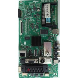 17MB97, 23348965, 10104865, TELEFUNKEN 43TF6060, Main Board, Anakart