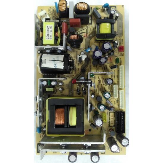 17PW16-2, 151206, 20401062, Vestel, Power Board, Besleme Kartı