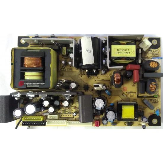 17PW20.1, 010507, VESTEL, Power Board, Besleme Kartı