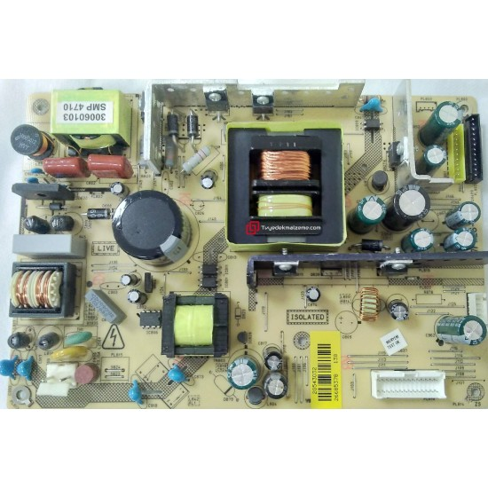 17PW26-4 V.1, 20543032, 20580292, 23302036, 20487733, VESTEL, Power Board