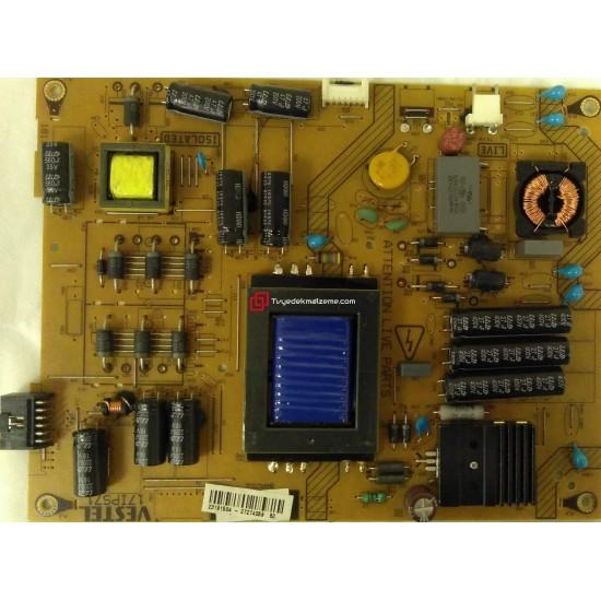 17IPS71, 23191504, 181113R3, VESTEL, REGAL, Power Board, Besleme Kartı