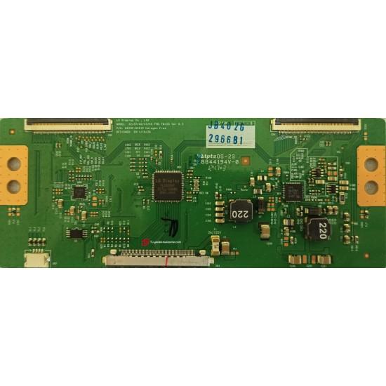 6870C-0401C, FHD TM 120 Ver 0.3, T-con Board, Vestel