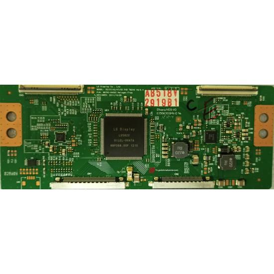 6870C-0402C, FHD TM 240 VER.04, T-con Board, Vestel