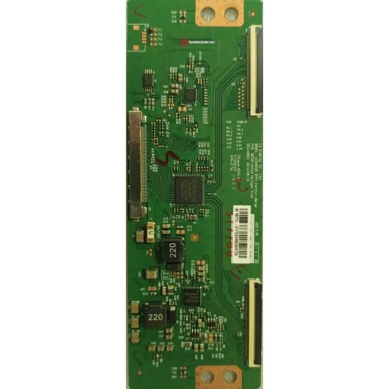 LC500DUE-SFR1, 6870C-0452A, VESTEL, LG, T-Con Board