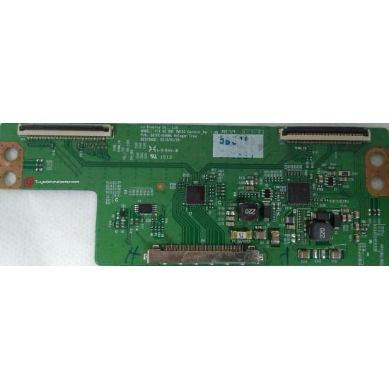 V14 42 DRD TM120 Control_Ver 1.4B, 6870C-0469A, VESTEL, LG, T-Con Board