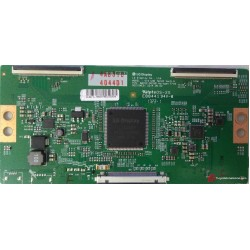 6870C-0535B, V15 UHD TM120 Ver0.9, T-Con Board, LG Display