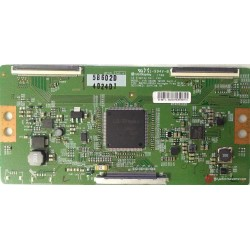6870C-0552A, V15 43UHD TM120 Ver0.4, T-Con Board, LG Display