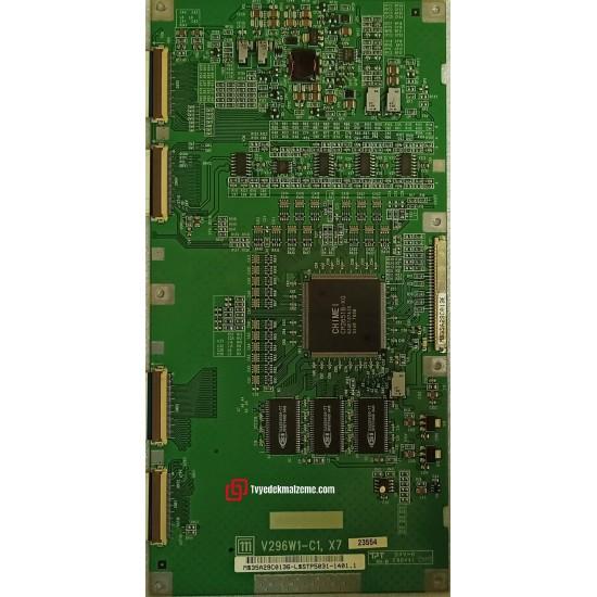 V296W1-C1,X7, 35A29C0136, T-Con Board, T-Con Kartı