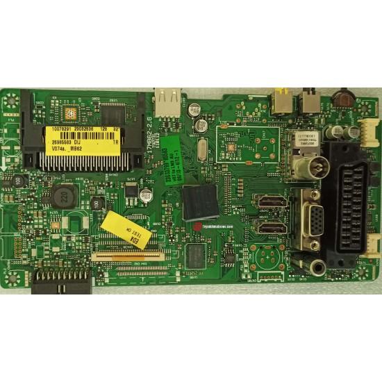 17MB62-2.6 110112, 23032836, 10078291, 32VH6020, Vestel, Main Board, Anakart
