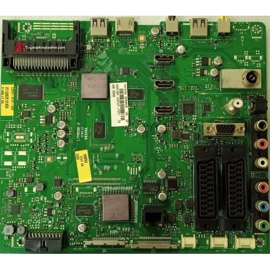 17MB90-2, 23058640, 10079788, 42PF8231, Vestel, Anakart, Main Board