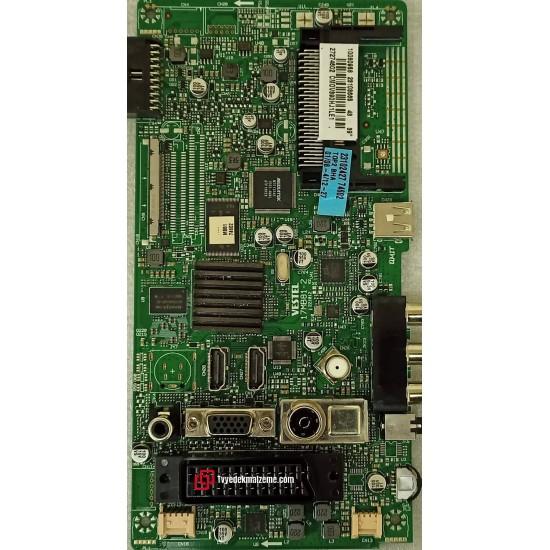 17MB81-2, 221012 V2, 23103665, 10080958, 39PF5025, Vestel, Main Board, Anakart