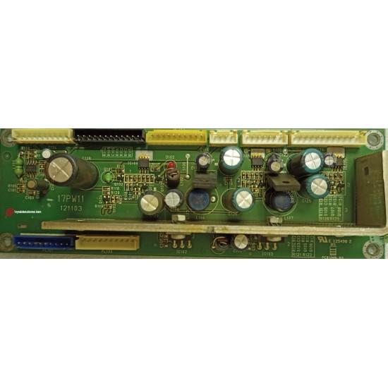 17PW11 121103, Vestel, Power Kart, Besleme Kartı